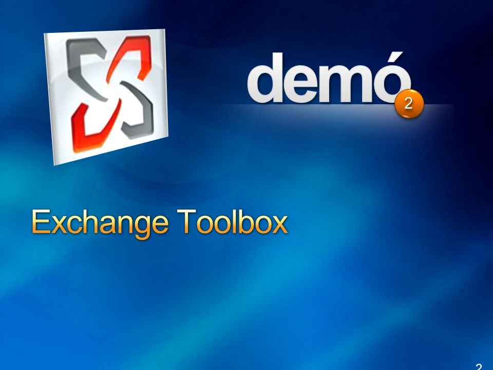2 Exchange Toolbox