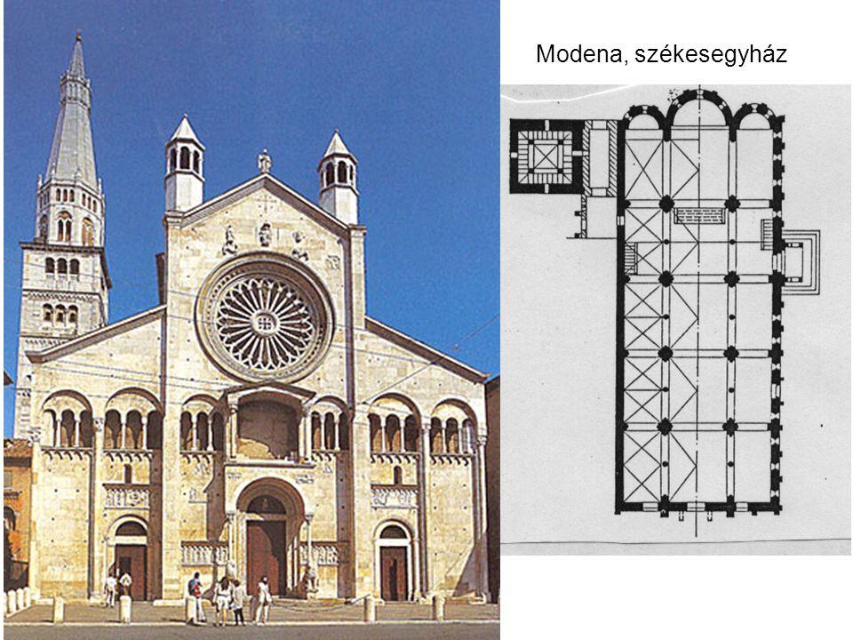 Modena, székesegyház