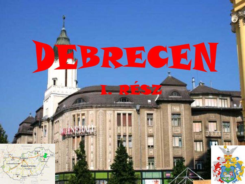 DEBRECEN I. RÉSZ