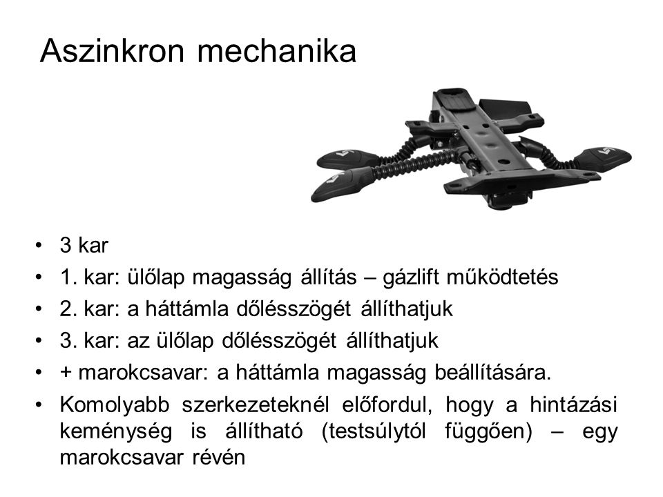 Aszinkron mechanika 3 kar