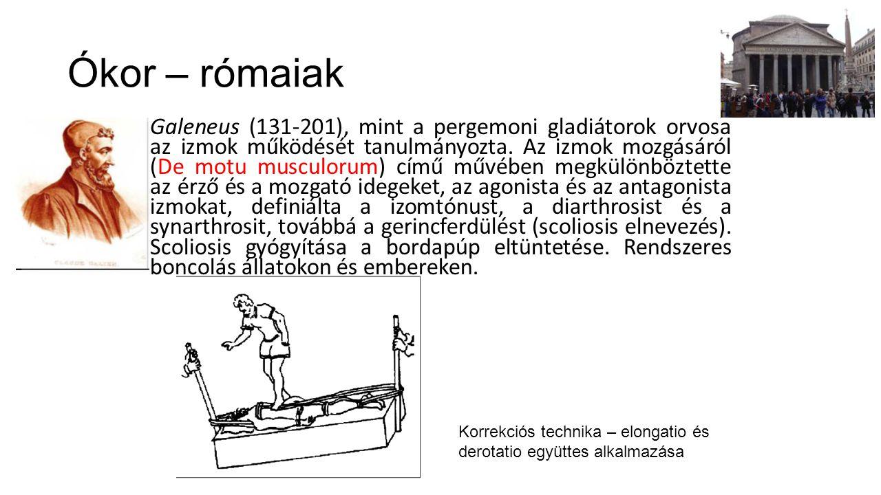 Ókor – rómaiak