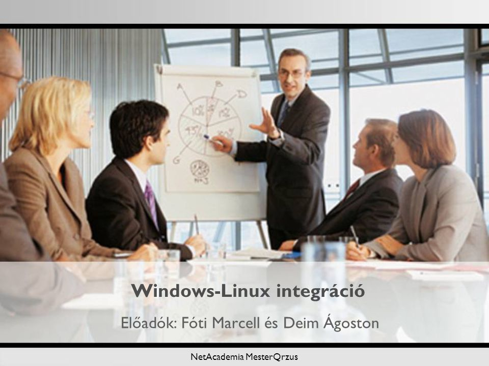 Windows-Linux integráció