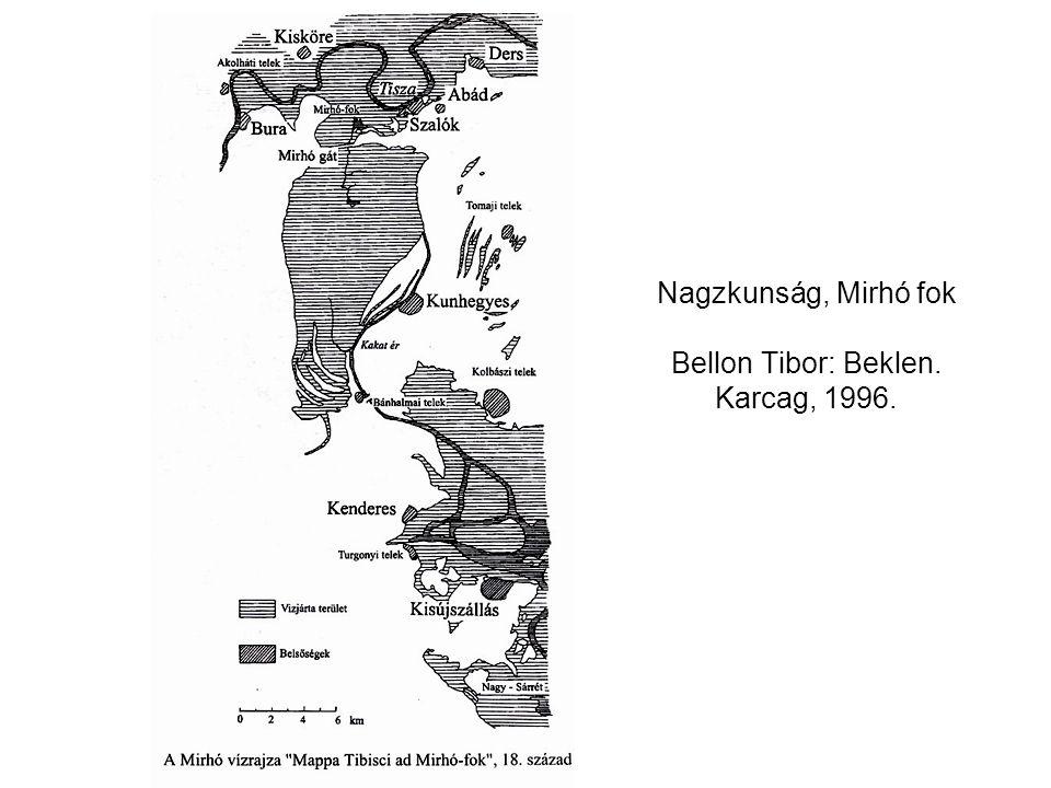 Nagzkunság, Mirhó fok Bellon Tibor: Beklen. Karcag, 1996.