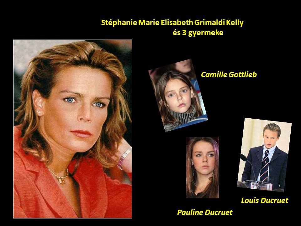 Stéphanie Marie Elisabeth Grimaldi Kelly