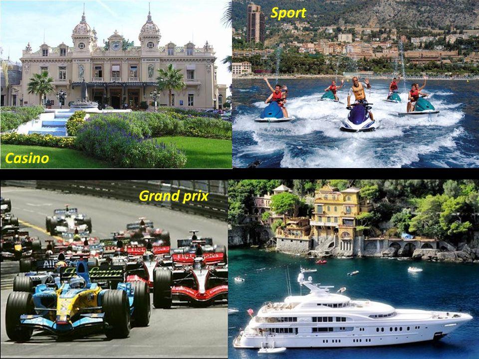 Sport Casino Grand prix