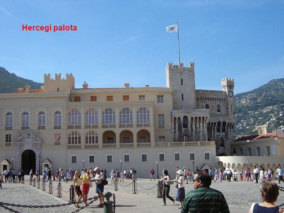 Hercegi palota