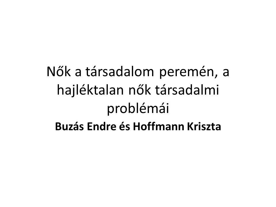 Buzás Endre és Hoffmann Kriszta