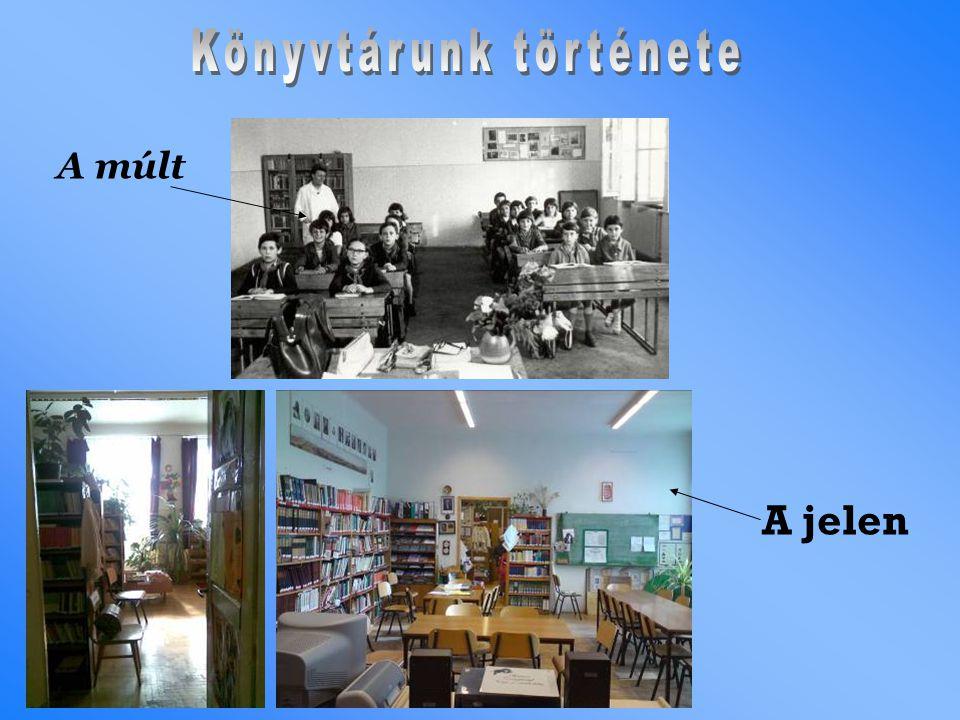 Könyvtárunk története