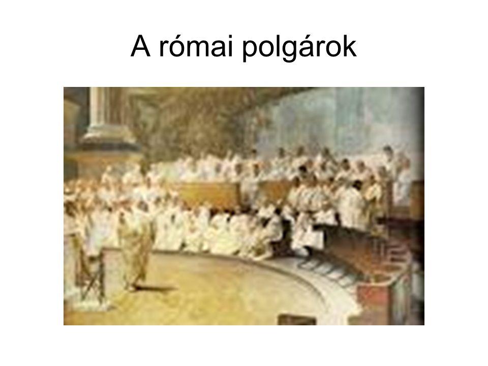 A római polgárok