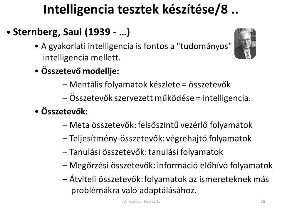 Intelligencia tesztek készítése/8 ..