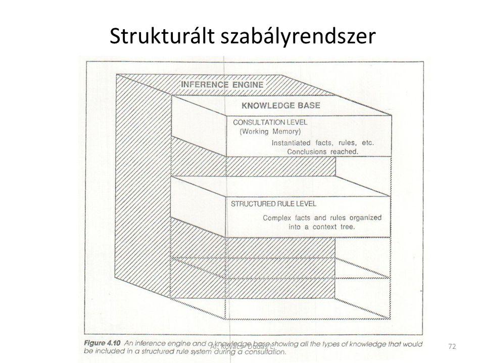 Strukturált szabályrendszer