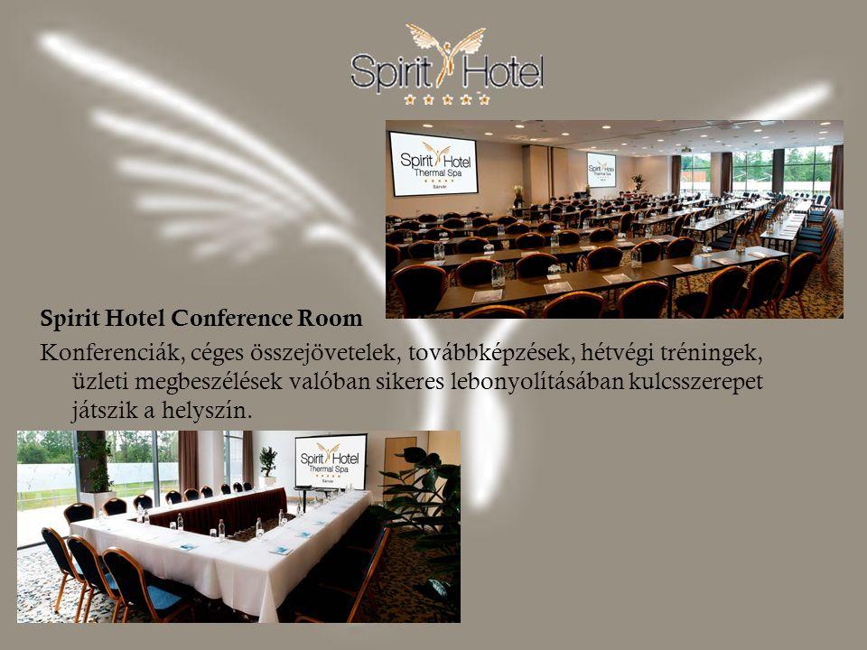 Spirit Hotel Conference Room
