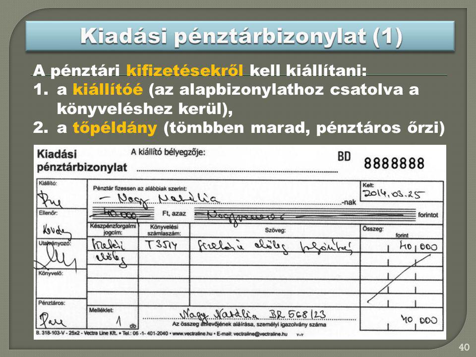 Kiadási pénztárbizonylat (1)