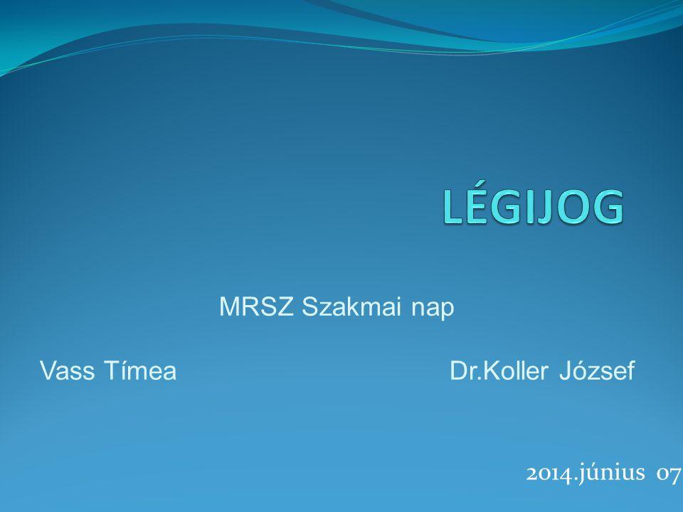 MRSZ Szakmai nap Vass Tímea Dr.Koller József