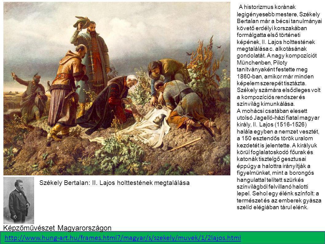 Képzőművészet Magyarországon