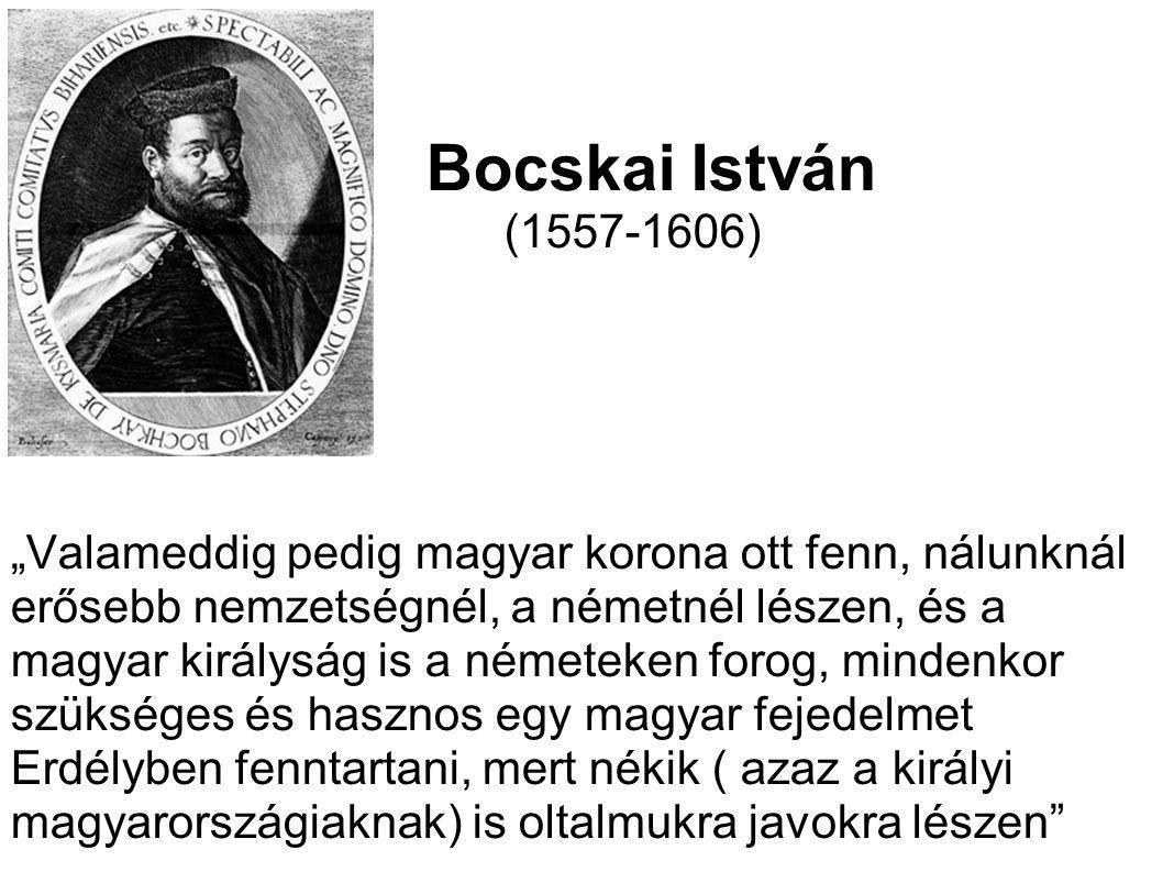Bocskai István (1557-1606)