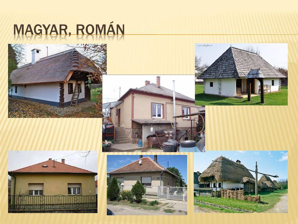 Magyar, román