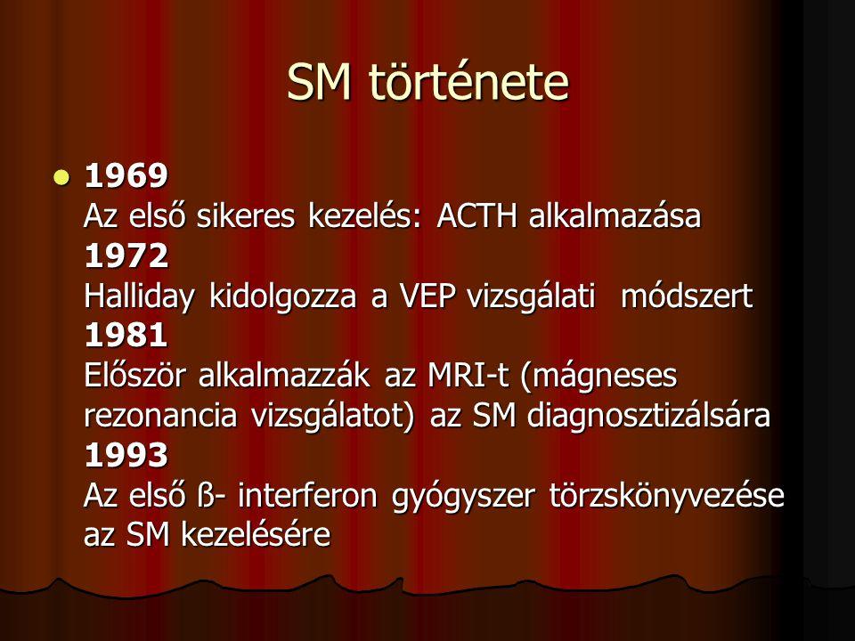 SM története