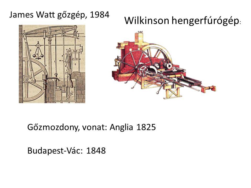 Wilkinson hengerfúrógép: