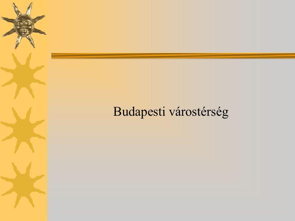 Budapesti várostérség