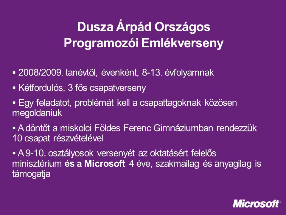 Programozói Emlékverseny