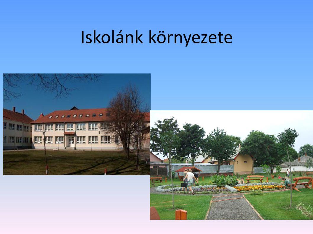 Iskolánk környezete
