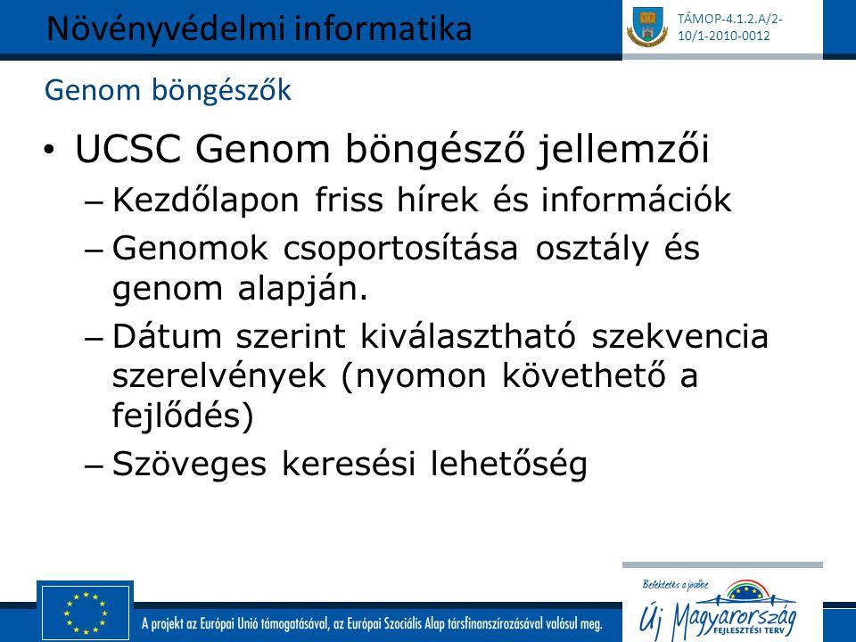 Növényvédelmi informatika