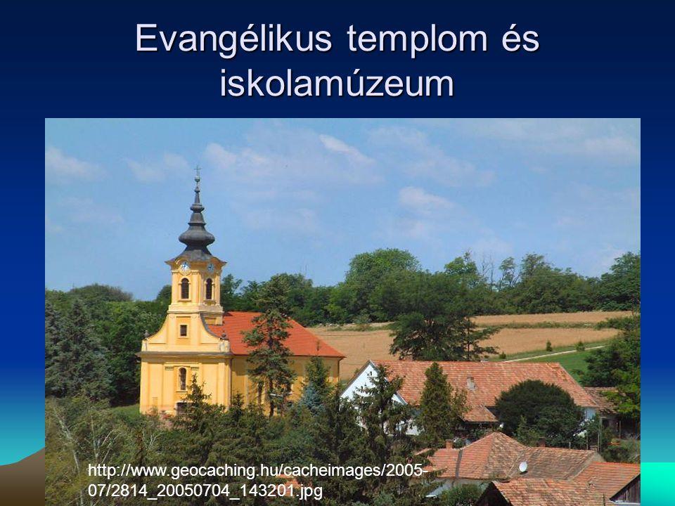Evangélikus templom és iskolamúzeum