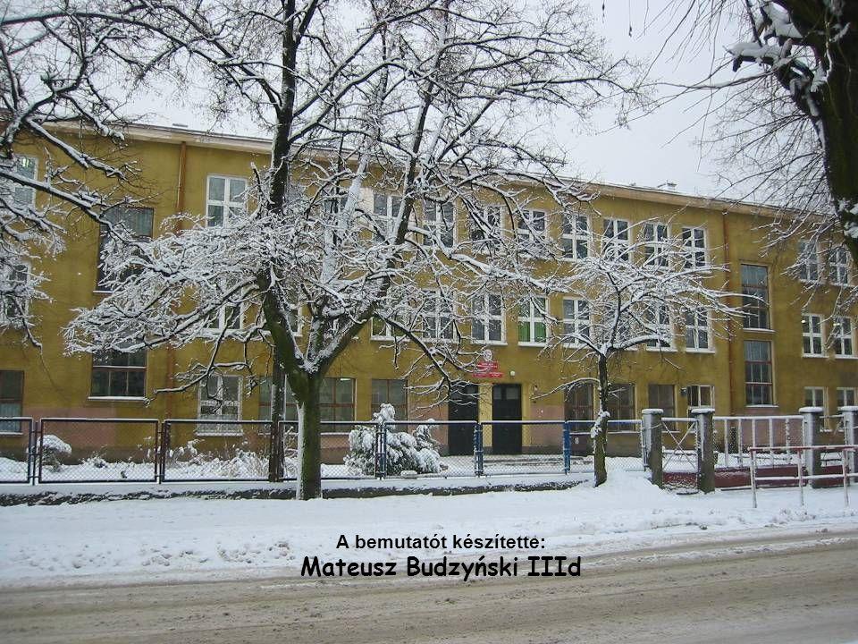 A bemutatót készítette: Mateusz Budzyński IIId