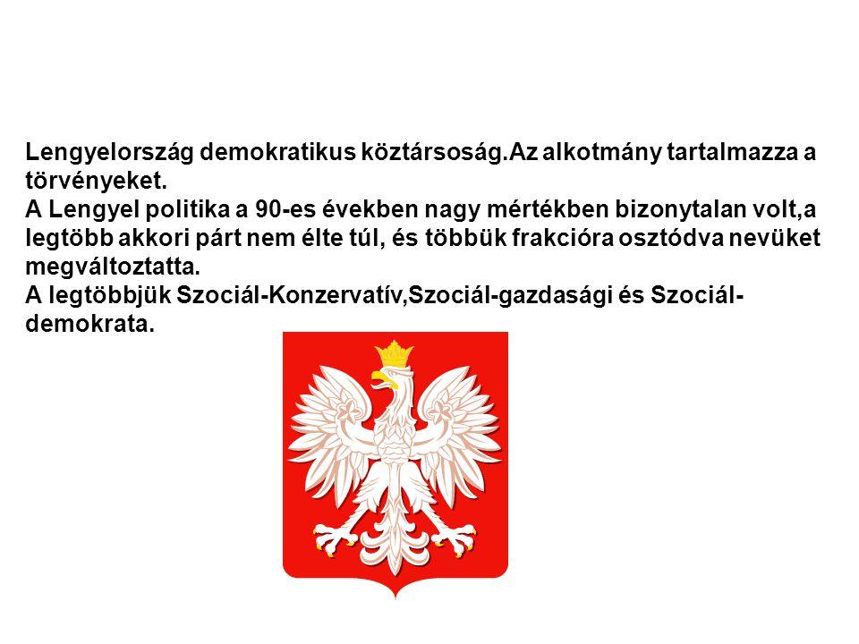 Lengyelország demokratikus köztársoság