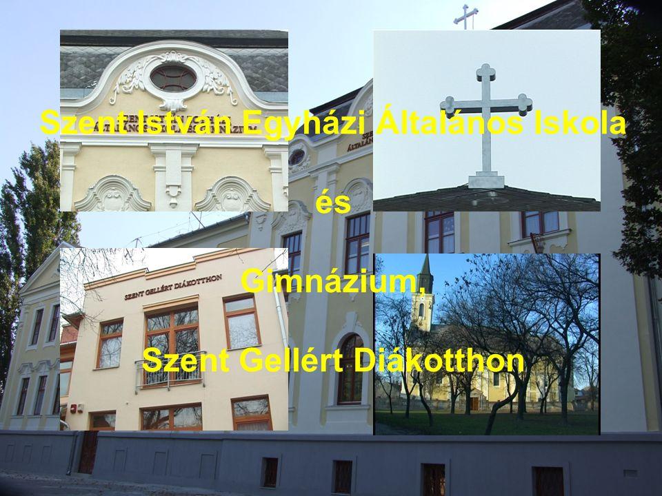 Szent István Egyházi Általános Iskola és Gimnázium, Szent Gellért Diákotthon