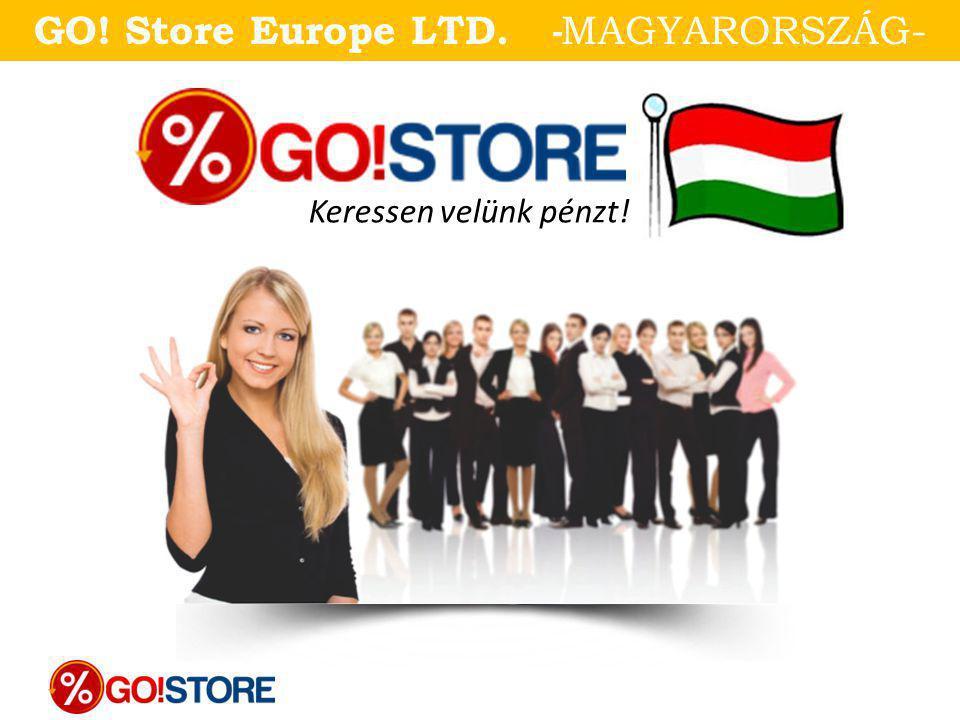 GO! Store Europe LTD. -MAGYARORSZÁG-