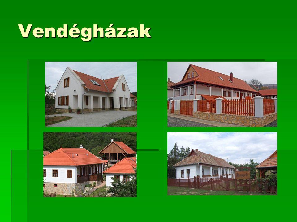Vendégházak