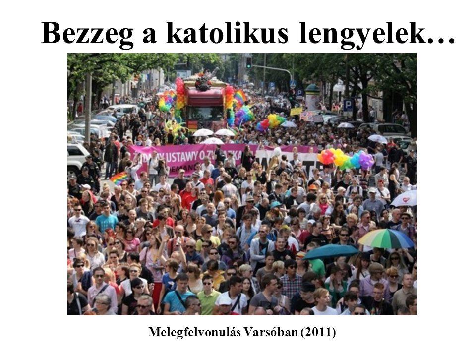 Melegfelvonulás Varsóban (2011)
