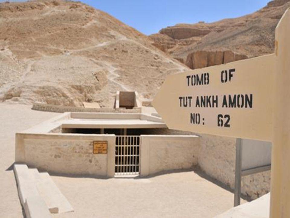 Tutanhamon sírja az egyetlen érintetlenül megmaradt királysír, amely a benne lévő tárgyakkal és a múmiával együtt az eredeti helyén maradt fenn az utókor számára.