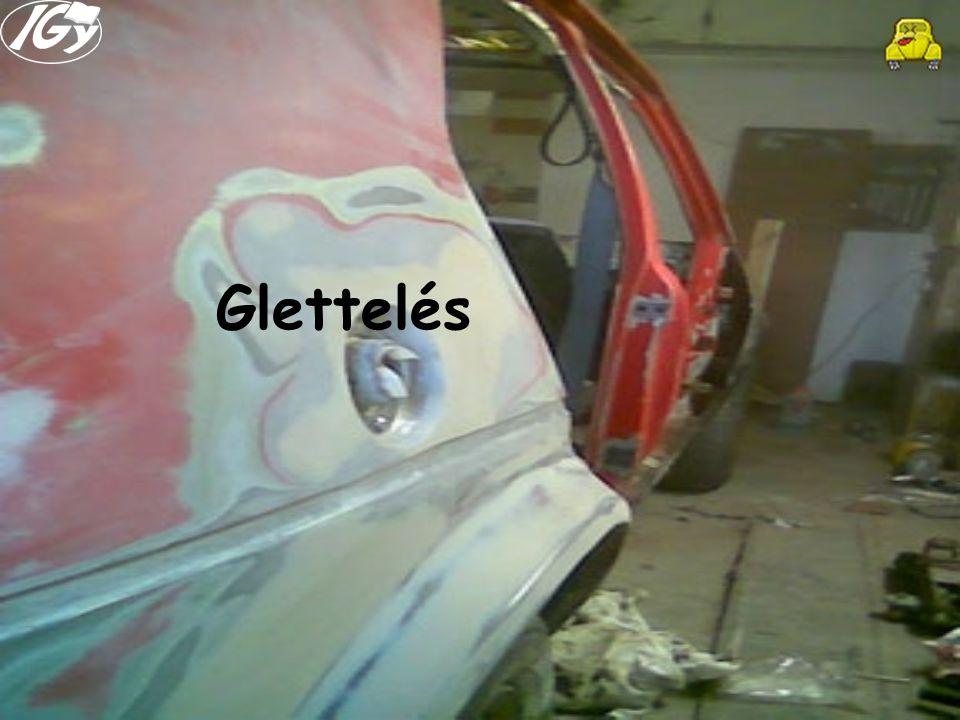 Glettelés