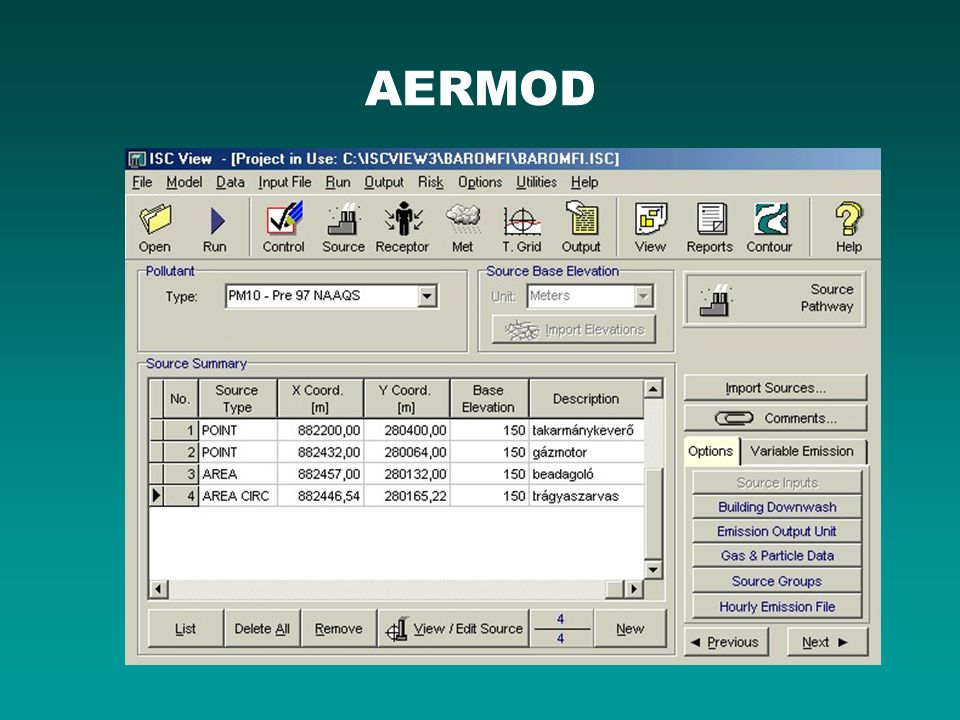 AERMOD