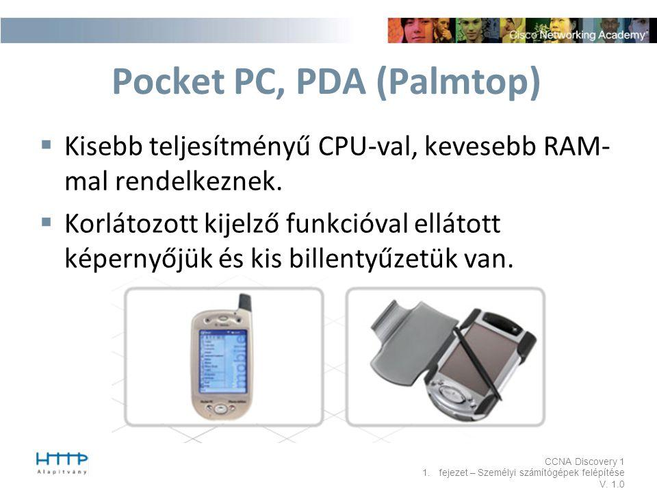 Pocket PC, PDA (Palmtop)
