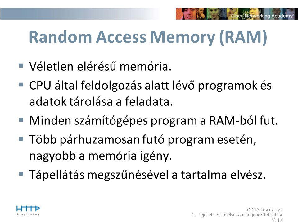 Random Access Memory (RAM)