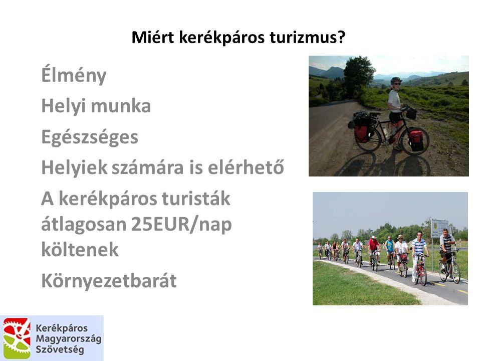 Miért kerékpáros turizmus
