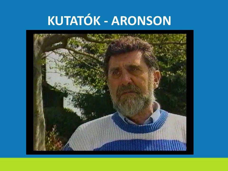 KUTATÓK - ARONSON