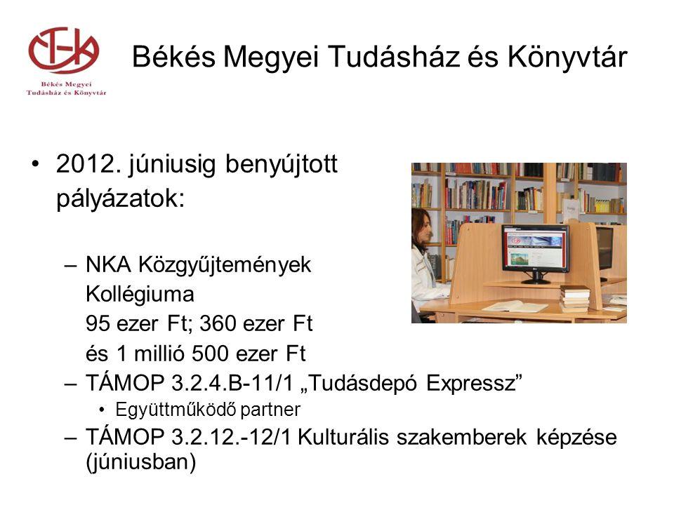 Békés Megyei Tudásház és Könyvtár