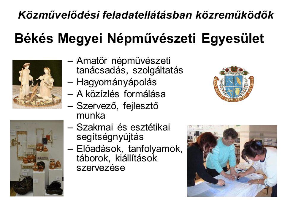 Békés Megyei Népművészeti Egyesület