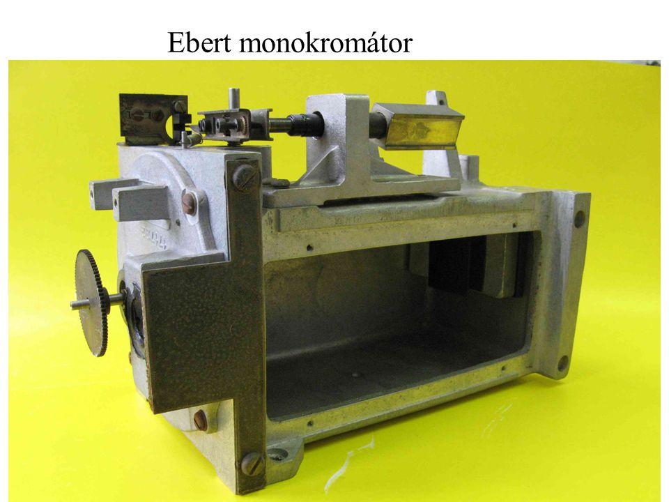 Ebert monokromátor