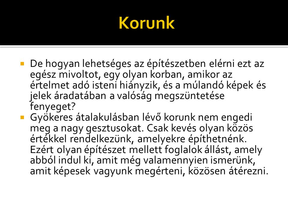 Korunk