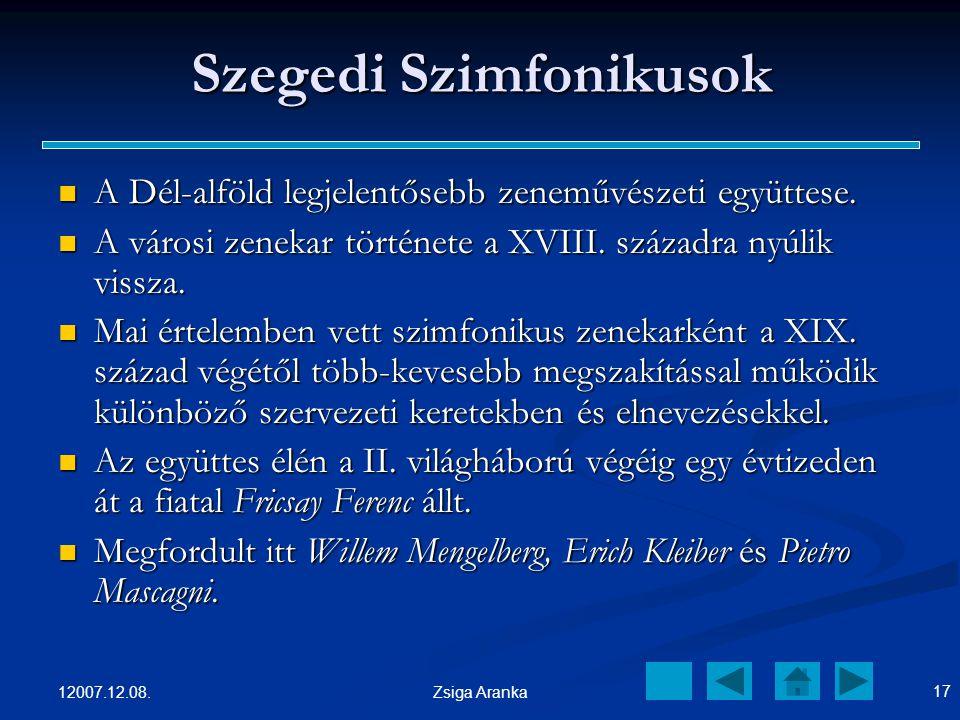 Szegedi Szimfonikusok