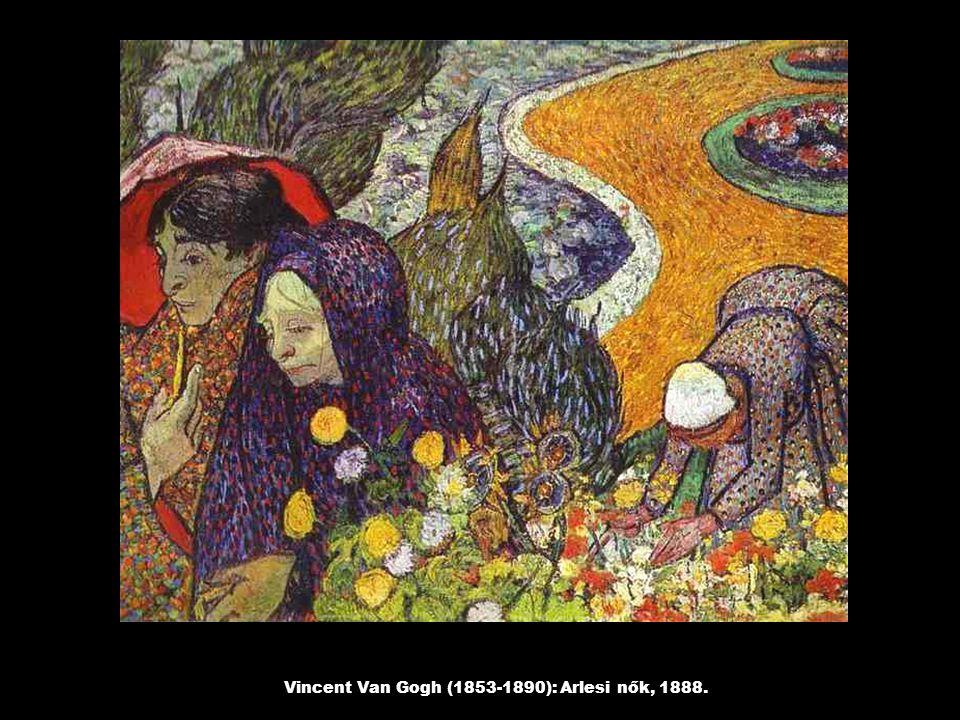 Vincent Van Gogh (1853-1890): Arlesi nők, 1888.