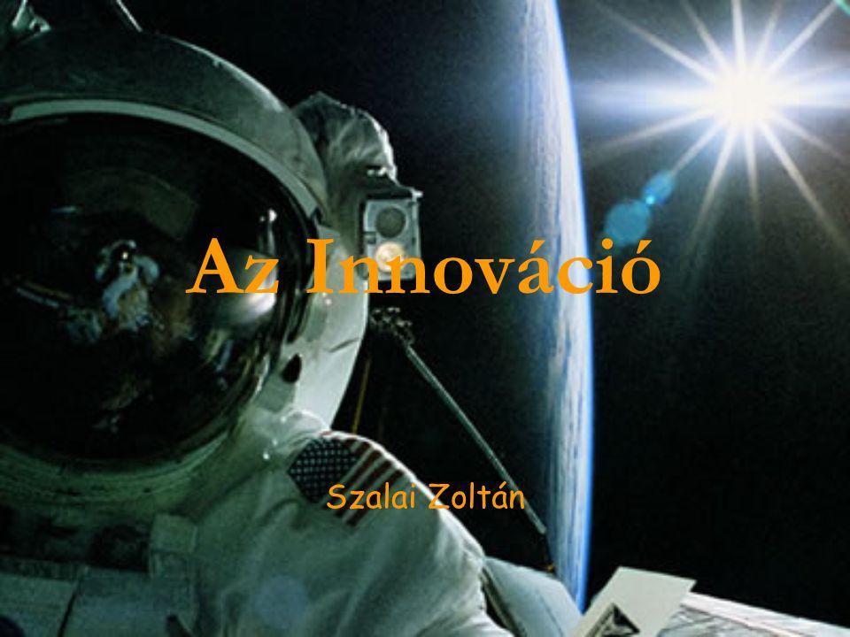 Az Innováció Szalai Zoltán