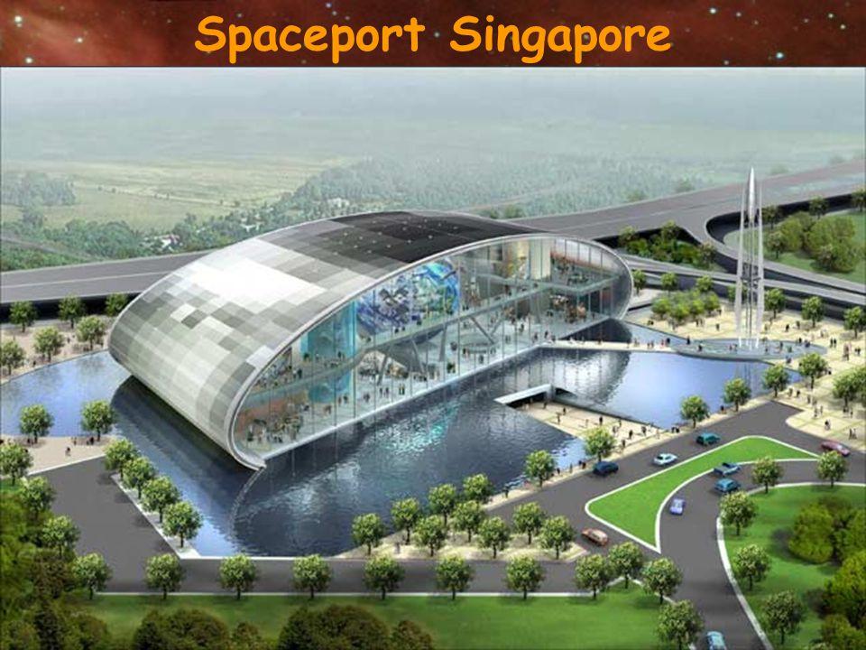Spaceport Singapore