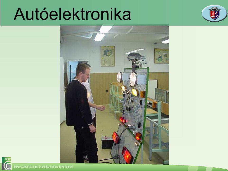 Autóelektronika